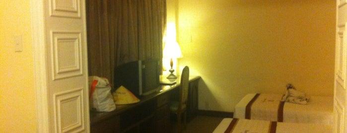 Renaissance Riverside Hotel Saigon is one of Vietnam/Camboya.