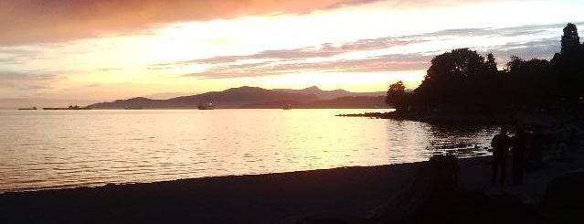 English Bay Beach is one of Vancouver Wish List.