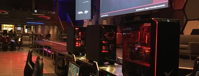 Esports Arena Las Vegas is one of Las Vegas.