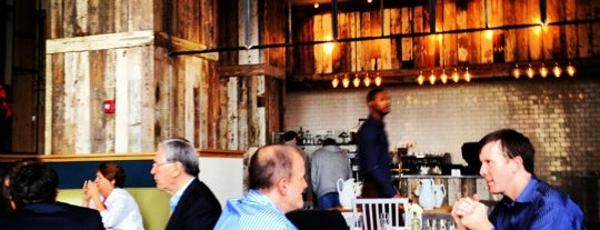 White Oak Kitchen & Cocktails is one of Atlanta Options for L.
