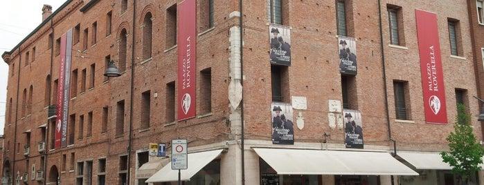 Palazzo Roverella is one of Luoghi da ricordare.