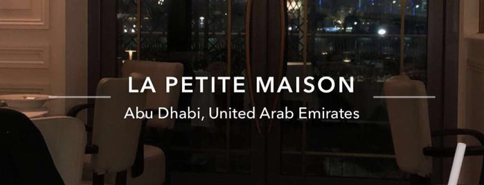 La Petite Maison is one of Abu Dhabi 🇦🇪.