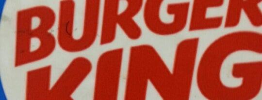 Burger King is one of Orte, die Carl gefallen.