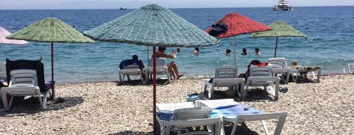 Yalı Beach is one of Tatil rotası.