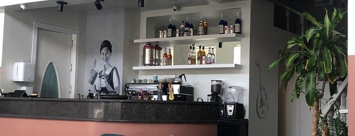 Nai Café is one of Hiba 님이 좋아한 장소.
