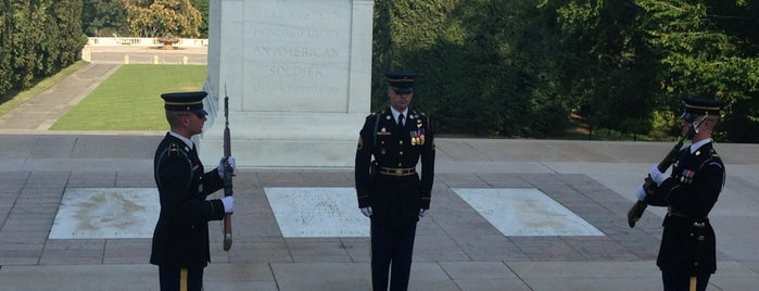 Arlington National Cemetery is one of DC - Must Visit.