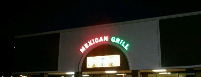 El Sombrero Mexican Restaurant is one of Favorite Food.