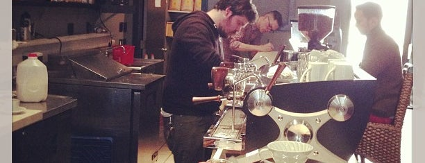 Stanza Coffee is one of SAN FRAN.