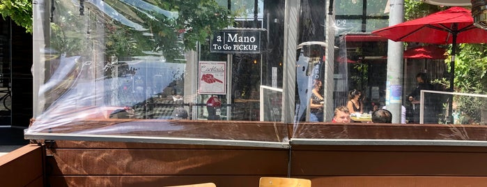 a Mano is one of San Francisco.