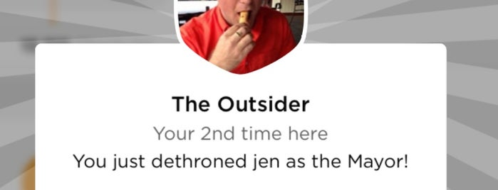 The Outsider is one of Mill-e-wah-que.