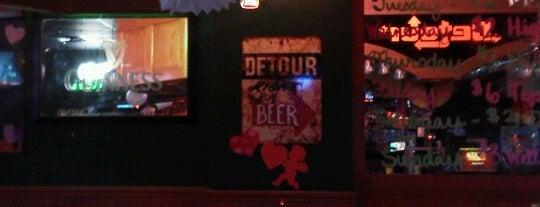Detour is one of Locais curtidos por BigMike.