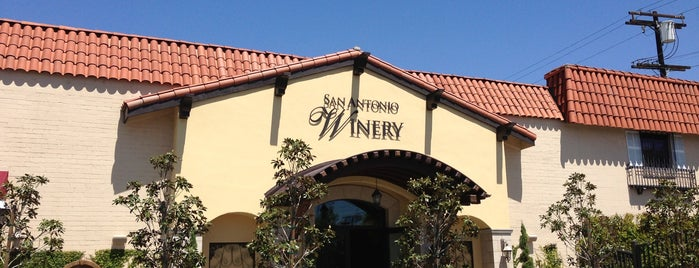 San Antonio Winery is one of California.