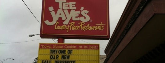 Tee Jaye's Country Place is one of Jodi 님이 좋아한 장소.
