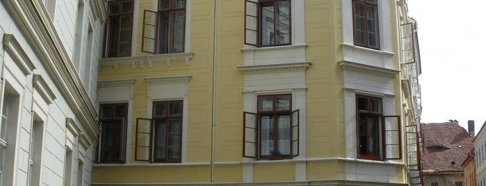 Wohnhaus Krischelstrasse 1 is one of Architekt Robert Viktor Scholz: Projekte (Auswahl).