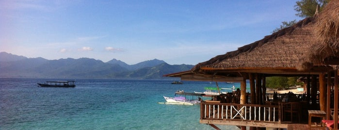 Gili Meno is one of best place in Lombok.