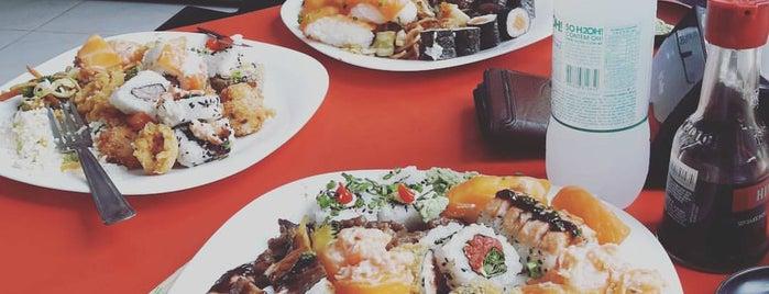 Oishi Temakeria e Sushi Bar is one of Tatianaさんの保存済みスポット.