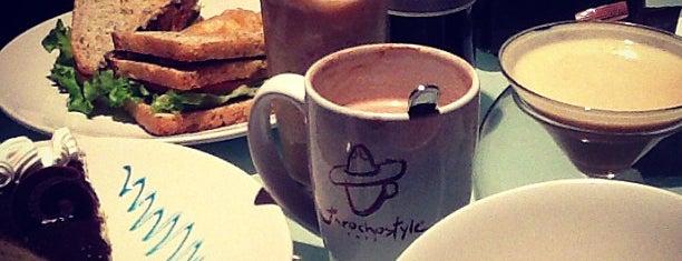 Jarochostyle Cafe is one of Café.