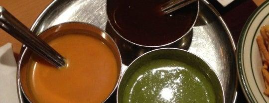 Sizzling Tandoor Indian Restaurant is one of food.