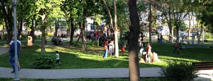 Varlık Parkı is one of Necip : понравившиеся места.
