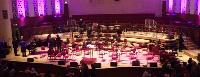 Music Room, Liverpool Philharmonic Hall is one of Inspired locations of learning.