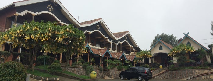 Lava View Lodge is one of Java / Indonesien.