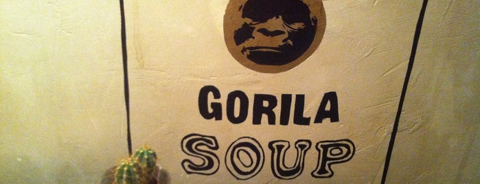 Gorila is one of Malasaña Afterworks & Rest.