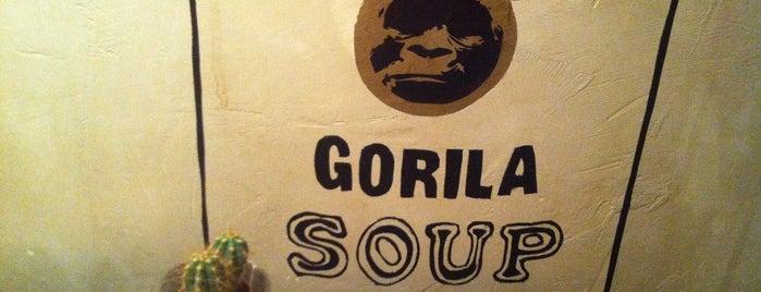 Gorila is one of Malasaña Afterworks & Rest.