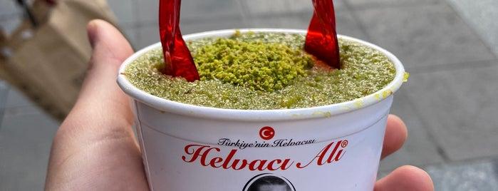 Helvacı Ali is one of Ankara YE ✅.