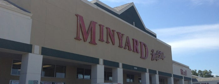 Minyard Food Store is one of Locations carrying Ibarra's Products.