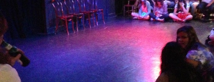 Upright Citizens Brigade Theatre is one of Waldo NYC: New York City for Teens.