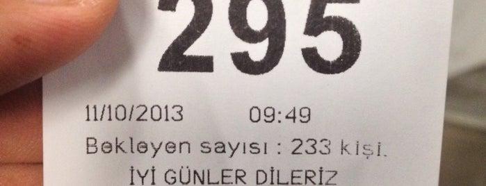 Ptt Avcılar is one of Ahmetさんのお気に入りスポット.