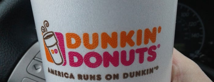 Dunkin' is one of USA 6.
