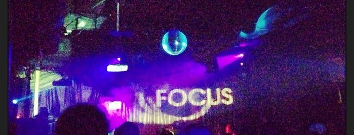 Focus ( House Club) is one of Lugares favoritos de Alicia.