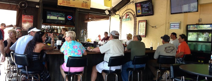 BackStreets Sports Bar is one of Places to eat.
