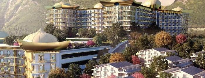 Sarot Palace ve Teras evler is one of Mujdat 님이 좋아한 장소.