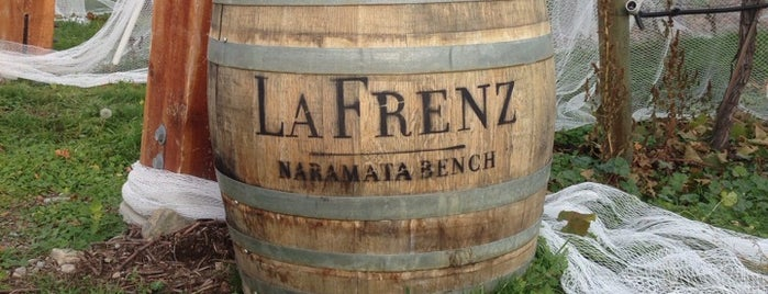 La Frenz Winery is one of Okanagan Wineries.