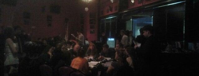 Bl@ckberry Prestige Cafe is one of Наталья 🐼: сохраненные места.