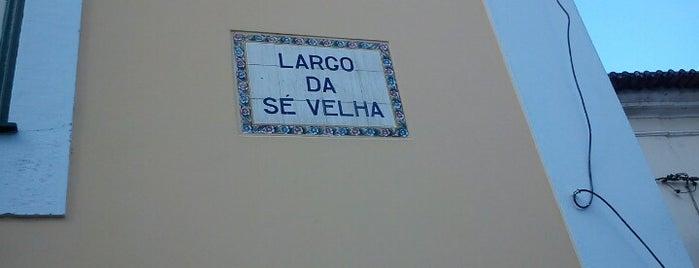 Largo da Sé Velha is one of Portugal.