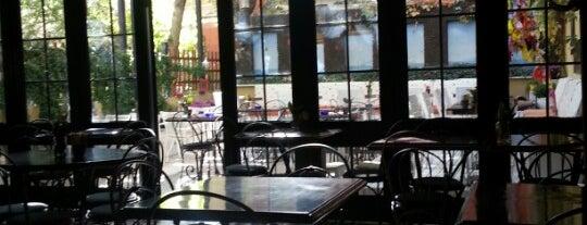 Café des Cafés is one of my favorites.