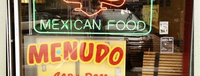 Rolberto's Taco Shop is one of Favorites.