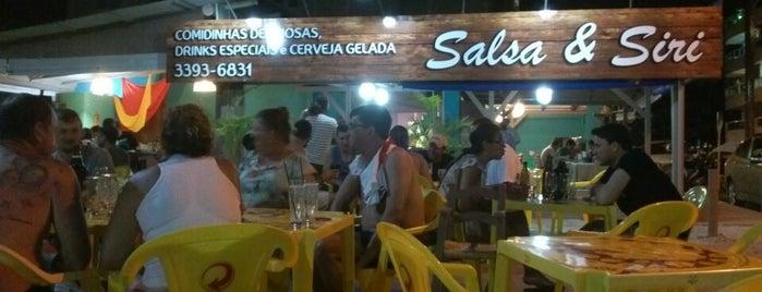salsa & siri is one of Lugares favoritos de Yuri.