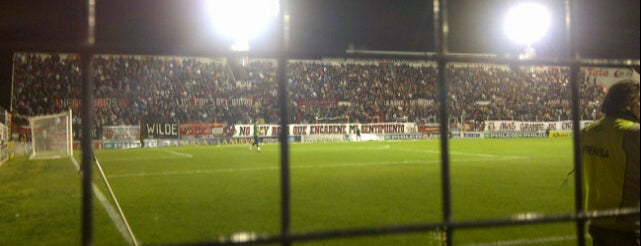 Estadio Presbítero Bartolomé Grella (Club Atlético Patronato) is one of アルゼンチン.