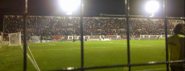 Estadio Presbítero Bartolomé Grella (Club Atlético Patronato) is one of Estadios Superliga 2019/2020.