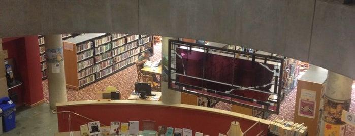 Toronto Public Library - Lillian H. Smith Branch is one of สถานที่ที่ Ethan ถูกใจ.