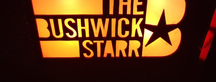 The Bushwick Starr is one of Songsa.