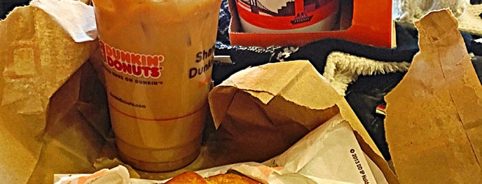 Dunkin' is one of Lugares favoritos de Montana.