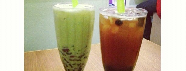 Boba Jam is one of Cafes.