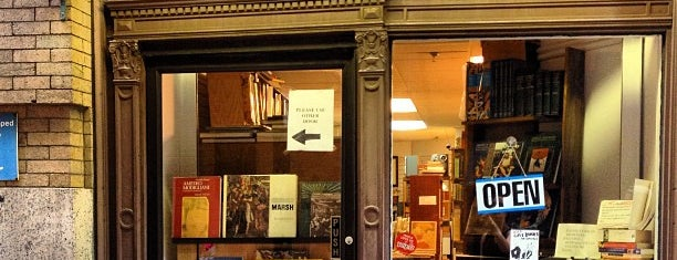 Commonwealth Books is one of Boston.