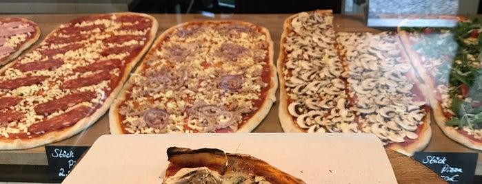 Rocca Pizza & Pasta is one of berlin :: vegan.