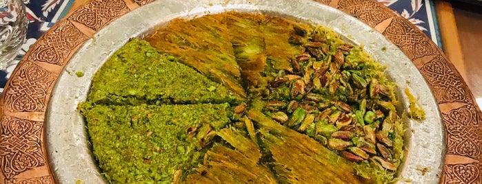 Gaziantep Cumba Künefe Geyfii is one of Antep Urfa gezisi.